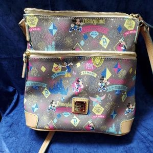 Dooney Disneyland Marathon crossbody